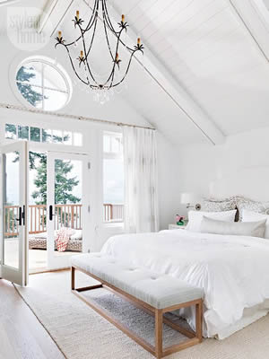 Furnishing with White